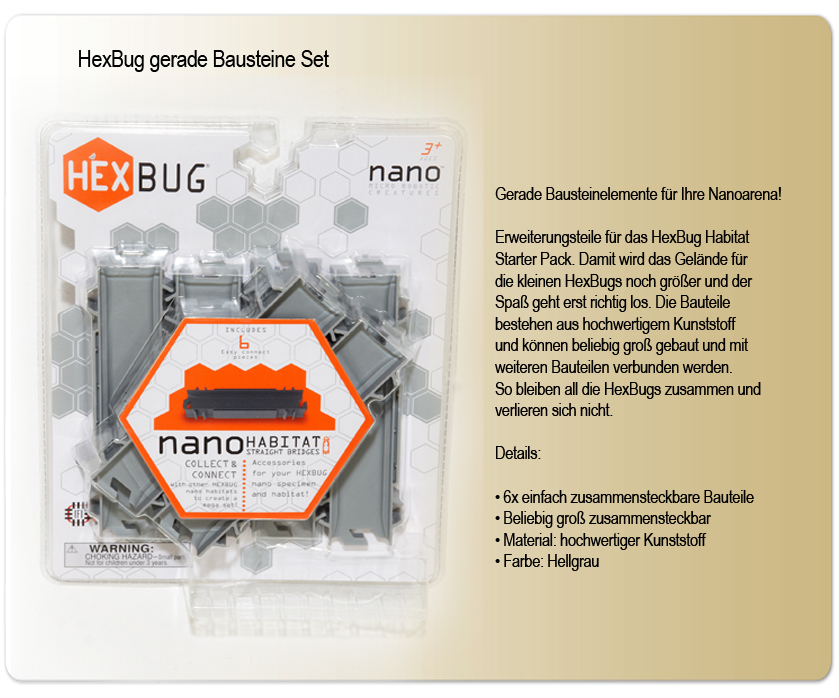 hexbug nano elevation habitat set instructions